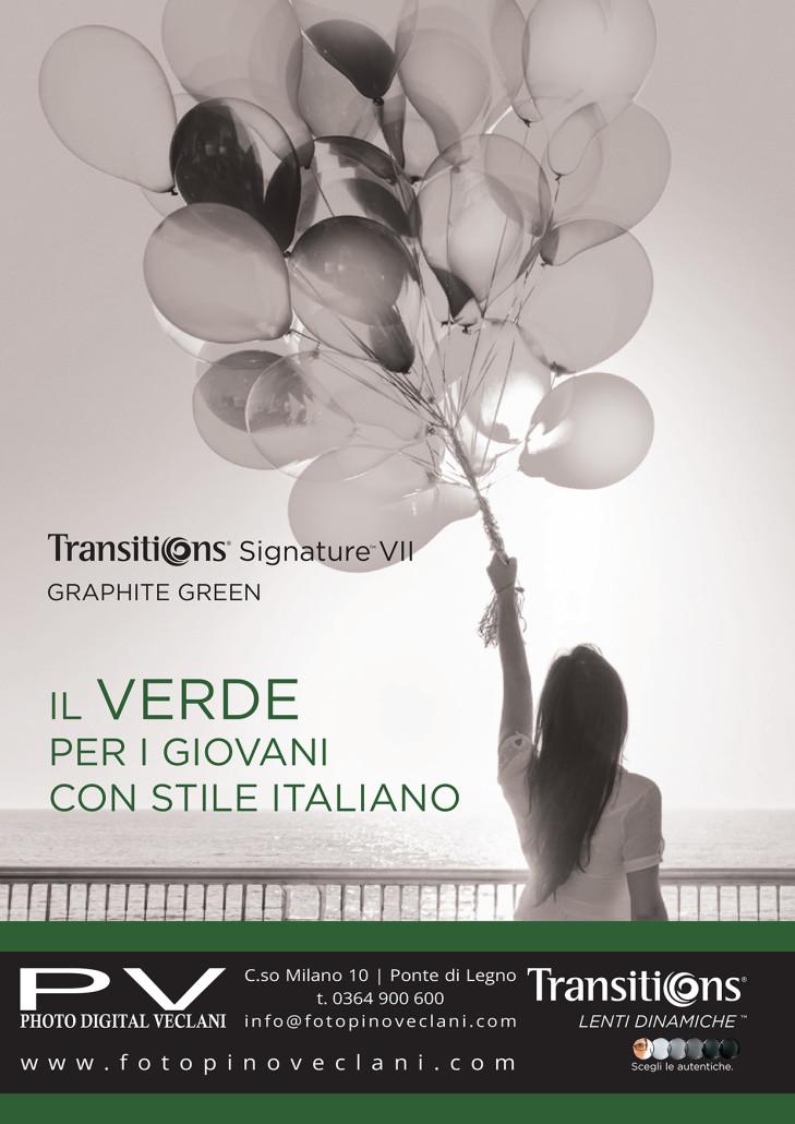 TransitionsGraphiteGreen VECLANI